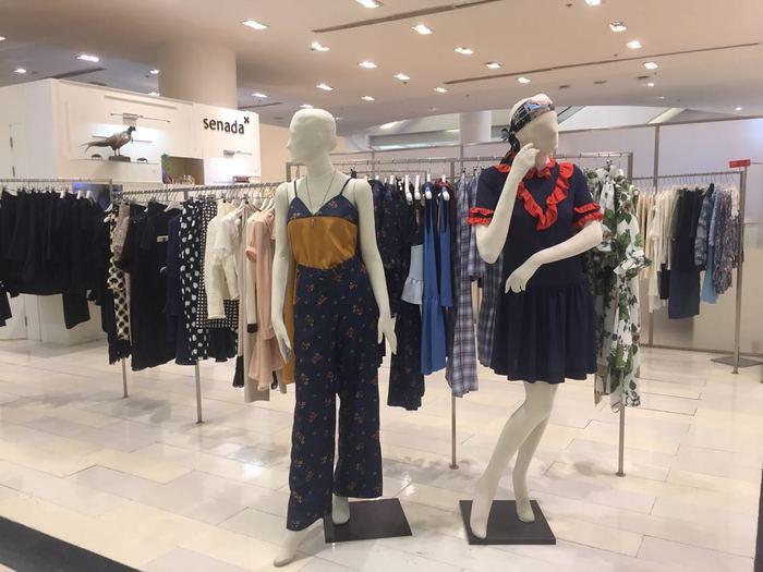 泰国本土设计师独特创新品牌服装party爆款